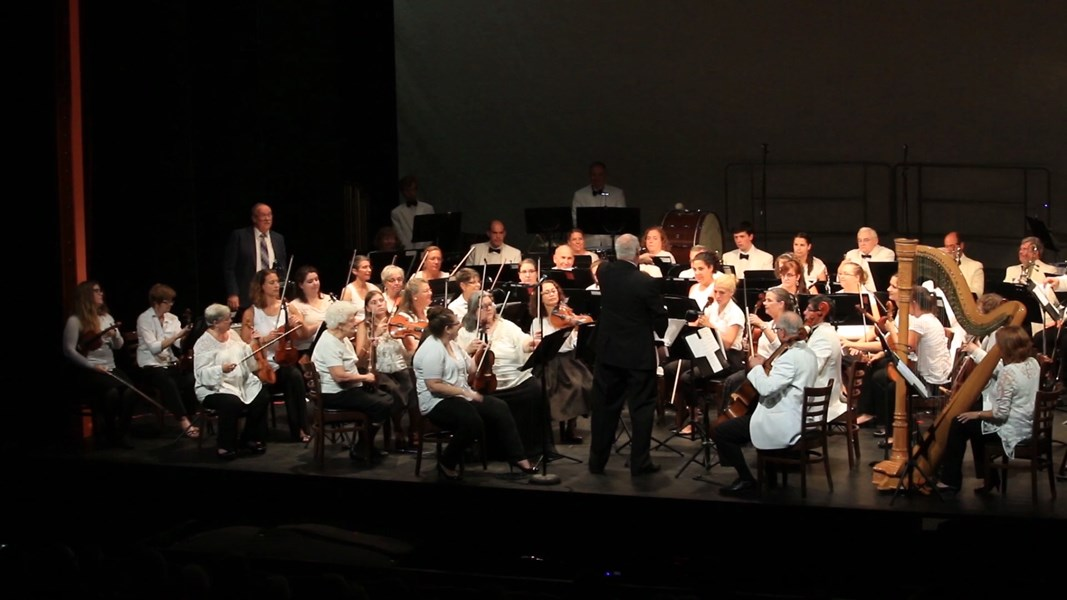 OCEAN STATE ORCHESTRA CONCERT