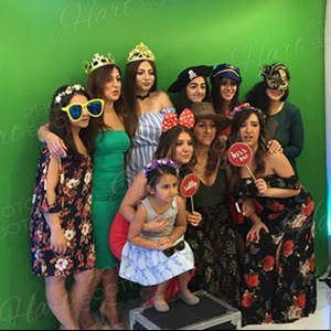 Chino Green Screen Rental | iHart PhotoBooth