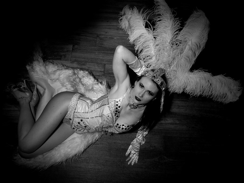 Randi Rouge - Cabaret Dancer - Ottawa, ON
