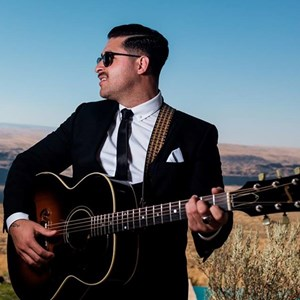 Tekoa Country Singer | James Anaya