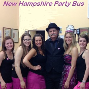 Concord Party Bus | New Hampshire Party Bus