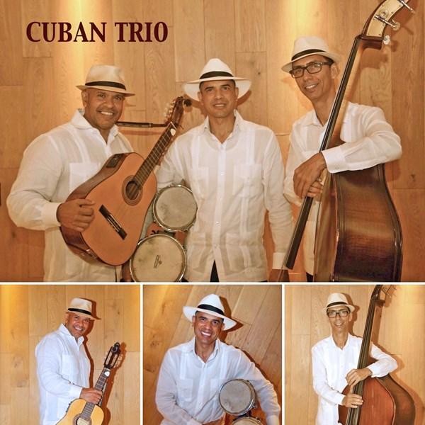 Cuban Trio - Latin Band - Miami, FL