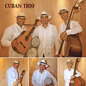 Miami, FL Latin Band | The Cuban Trio