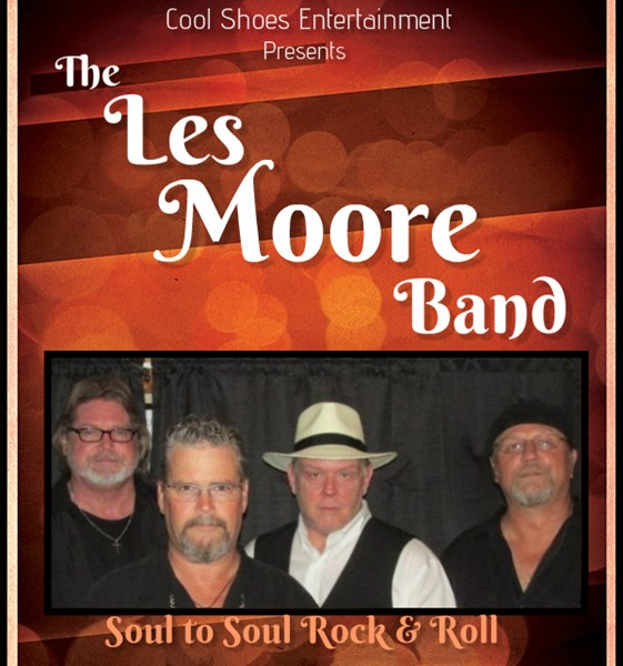 The Les Moore Band - Blues Band - Azle, TX