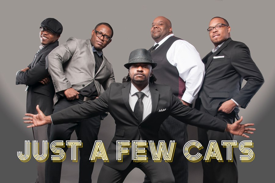 Just A Few Cats - Cover Band - Birmingham, AL