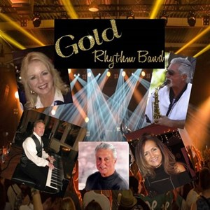 Pebble Beach 60s Band | Gold Rhythm Band