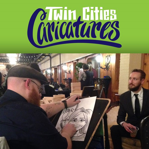 Twin Cities Caricatures - Caricaturist - Minneapolis, MN