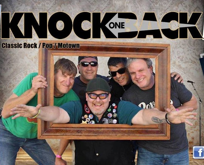 KNOCK ONE BACK !! - Classic Rock Band - Philadelphia, PA