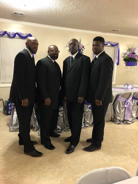 Harmony Quartet - Gospel Choir - Boyle, MS