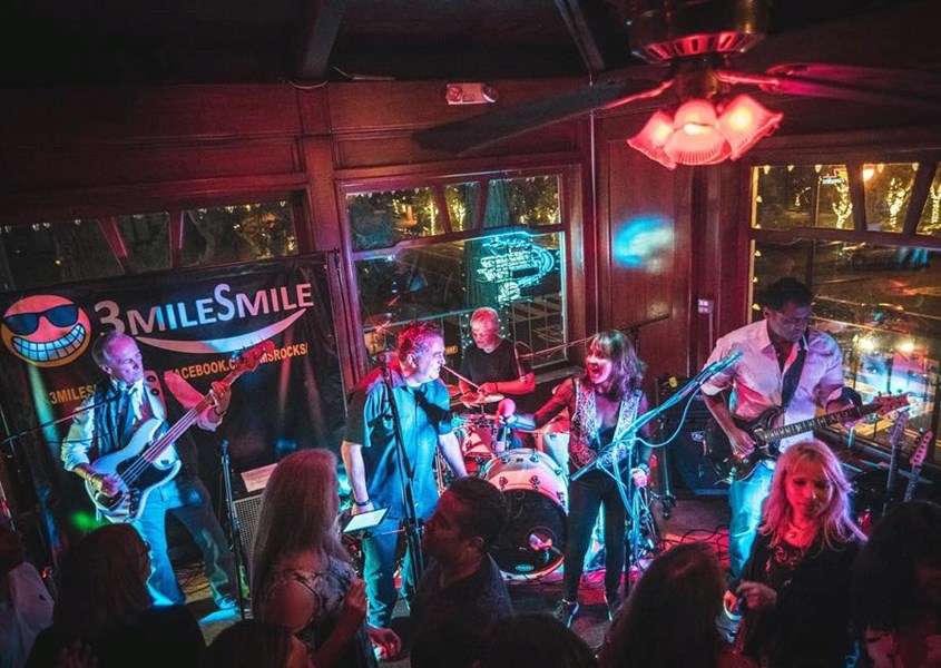 3 Mile Smile  - Cover Band - San Jose, CA