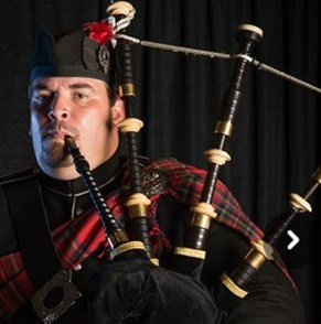 Houston, TX Bagpiper | Piper Gunn