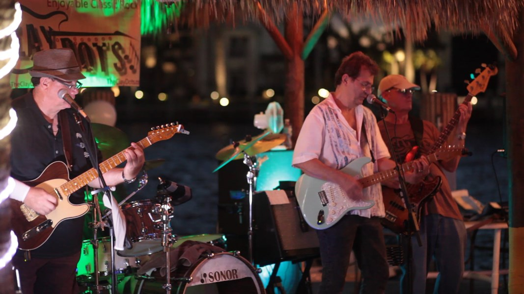 Clay Dots - Classic Rock Band - Pompano Beach, FL