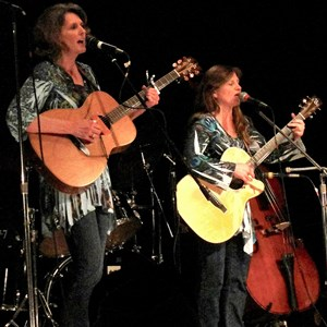 Shirley Acoustic Duo | Peg & Cheryl