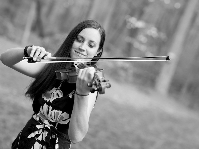 Eclectic Violinist - Violinist - Raleigh, NC