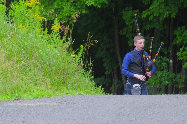 Matthew Brouard - Celtic Bagpiper - Burlington, VT