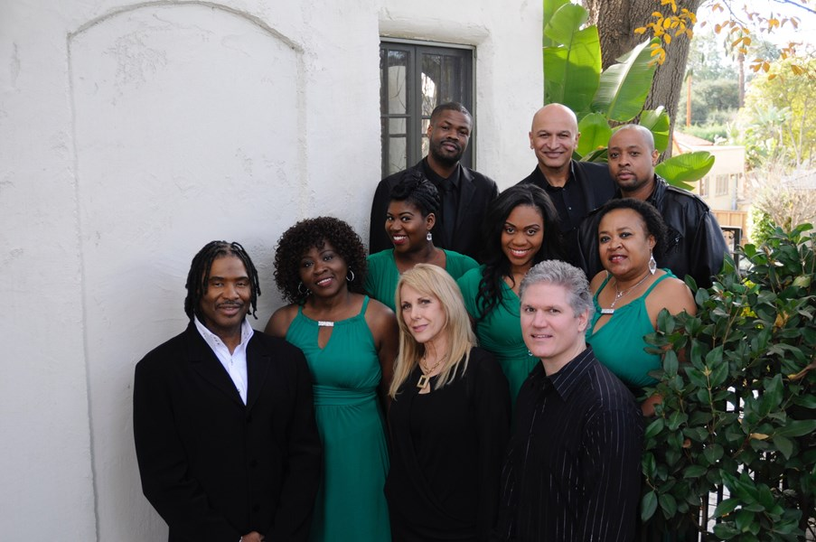 Ray Sidney and Firm Soundation - Gospel Band - Carson, CA