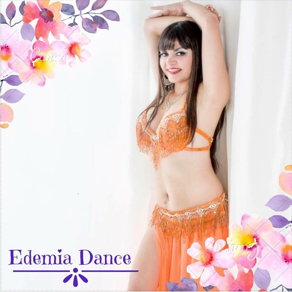 Edemia Dance - Belly Dancer - Sacramento, CA