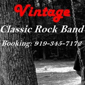 Raleigh, NC Classic Rock Band | Vintage