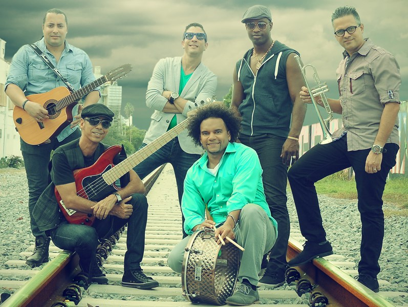 Sonlokos - Cuban Band - Miami, FL