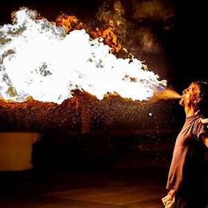 Stuart, FL Fire Dancer | Treasure Coast Fire Troupe