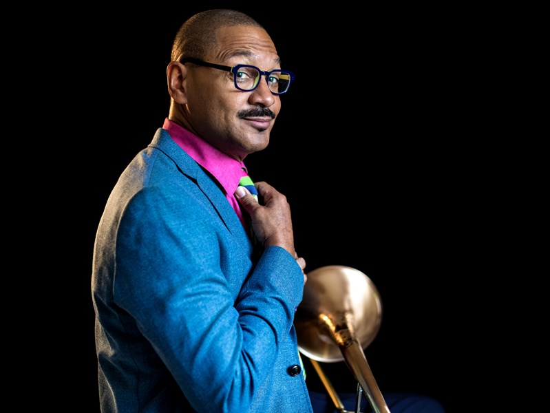 Delfeayo Marsalis & The Uptown Jazz Orchestra - Jazz Orchestra - New Orleans, LA