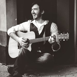 Wheatfield Acoustic Guitarist | jackbyronmusic