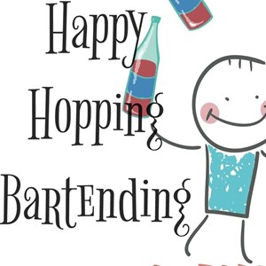 San Diego, CA Bartender | Happy Hopping Bartending/ Shake and Mix SD