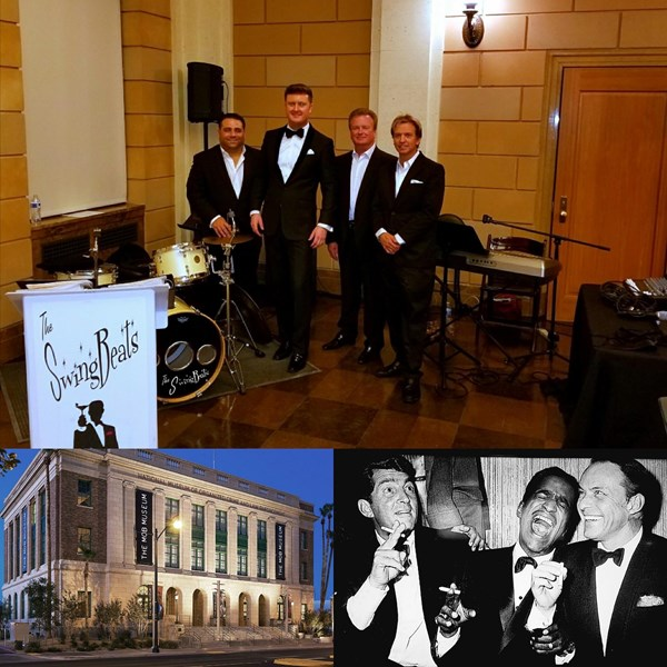 The SwingBeats| 4 Piece Band Option