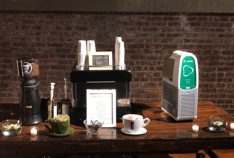 Barista Station for your event