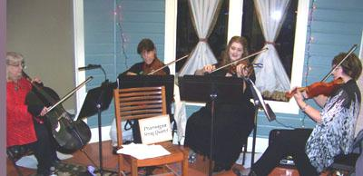 Ptarmigan Classical & Rock String Quartet! | Denver, CO | Classical String Quartet | Photo #12