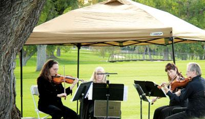 Ptarmigan Classical & Rock String Quartet! | Denver, CO | Classical String Quartet | Photo #11