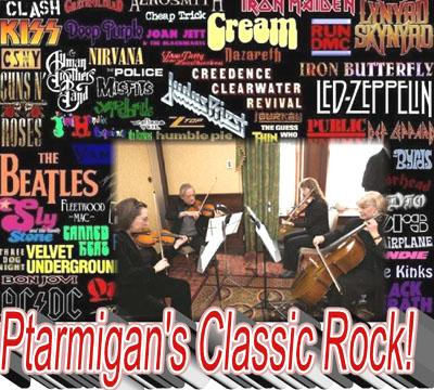 Ptarmigan Classical & Rock String Quartet! | Denver, CO | Classical String Quartet | Photo #9