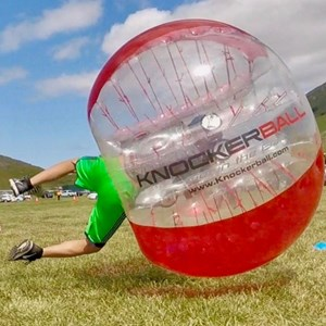 San Luis Obispo, CA Party Inflatables | Knockerball SLO