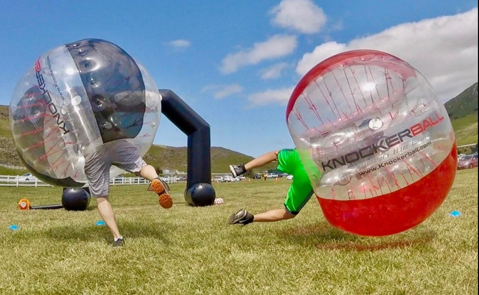 Knockerball SLO - Party Inflatables - San Luis Obispo, CA