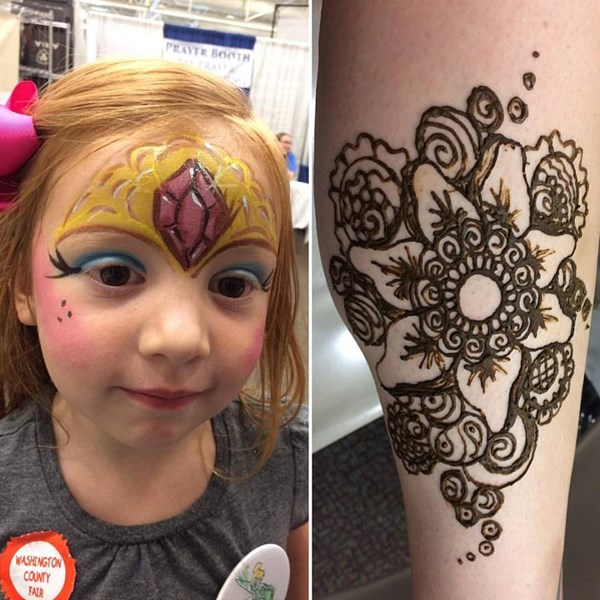 Rosella Paint & Henna - Face Painter - Green Bay, WI
