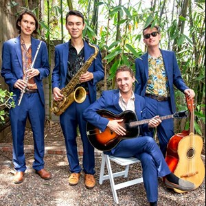 South Gate 40s Band | The Mimosa Jazz Band