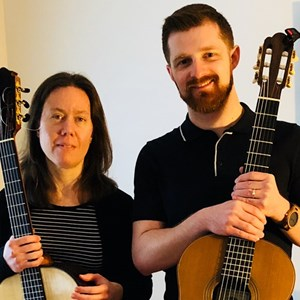 Sainte Genevieve Chamber Music Duo | Tali Guitar Duo