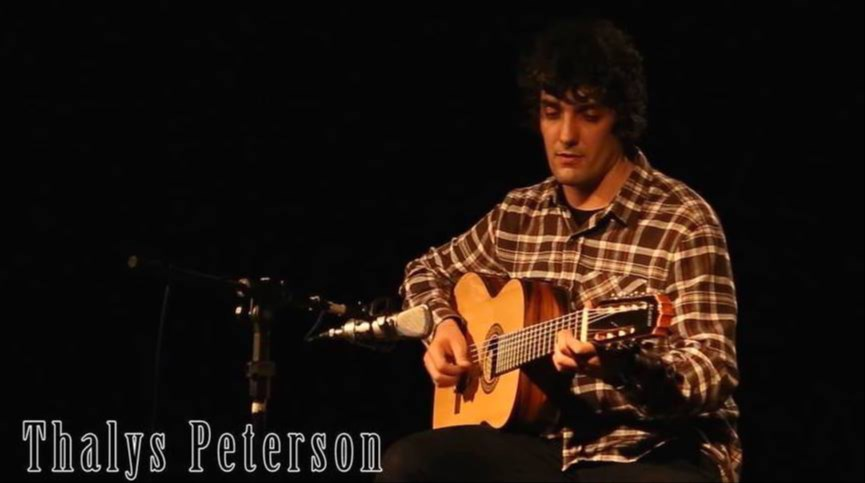 Thalys Peterson - Brazilian Acoustic Guitarist - New York City, NY