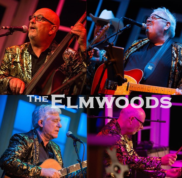 The Elmwoods - Cover Band - Oakland, CA