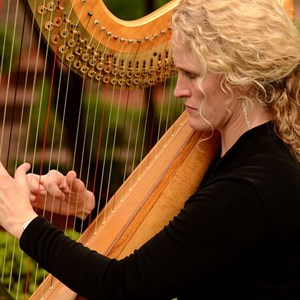 Nashville, TN Classical Harpist | Golden Harps of Nashville