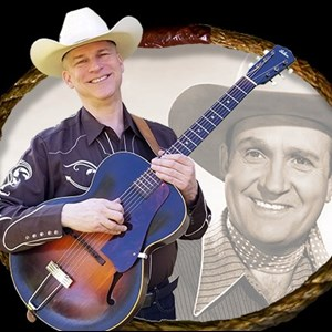 Drumright Country Singer | Back in the Saddle Again - Cowboy, BG & Country