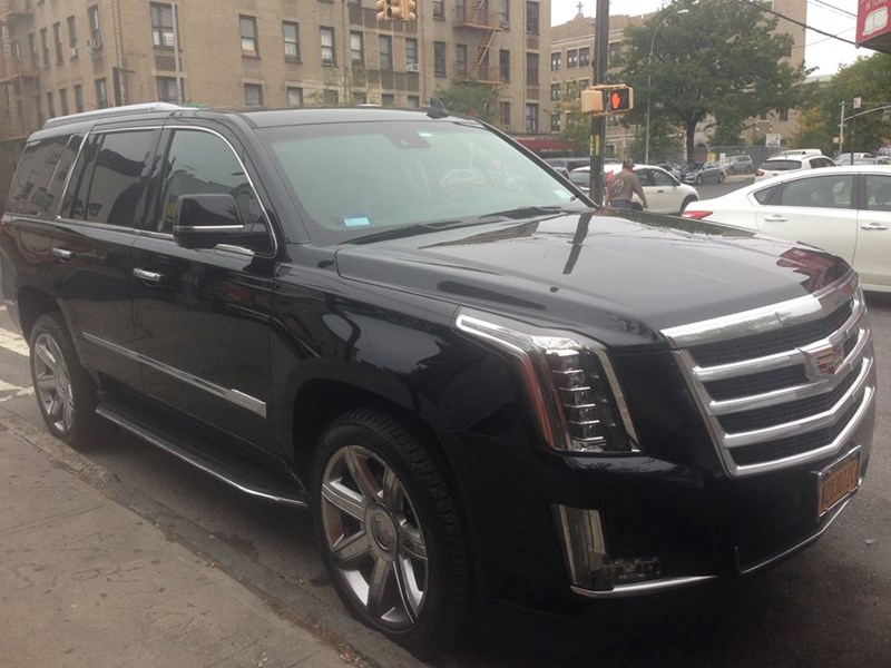 Our Escalade S.U.V.s
