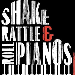Xenia One Man Band | Shake Rattle & Roll Pianos - Midwest