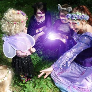 Clinton, WA Costumed Character | Fairy Magic / Wizard Birthday Parties