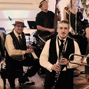 Arcadia 40s Band | Jazz Daddy O's