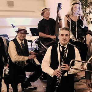 Sanibel 50s Band | Jazz Daddy O's