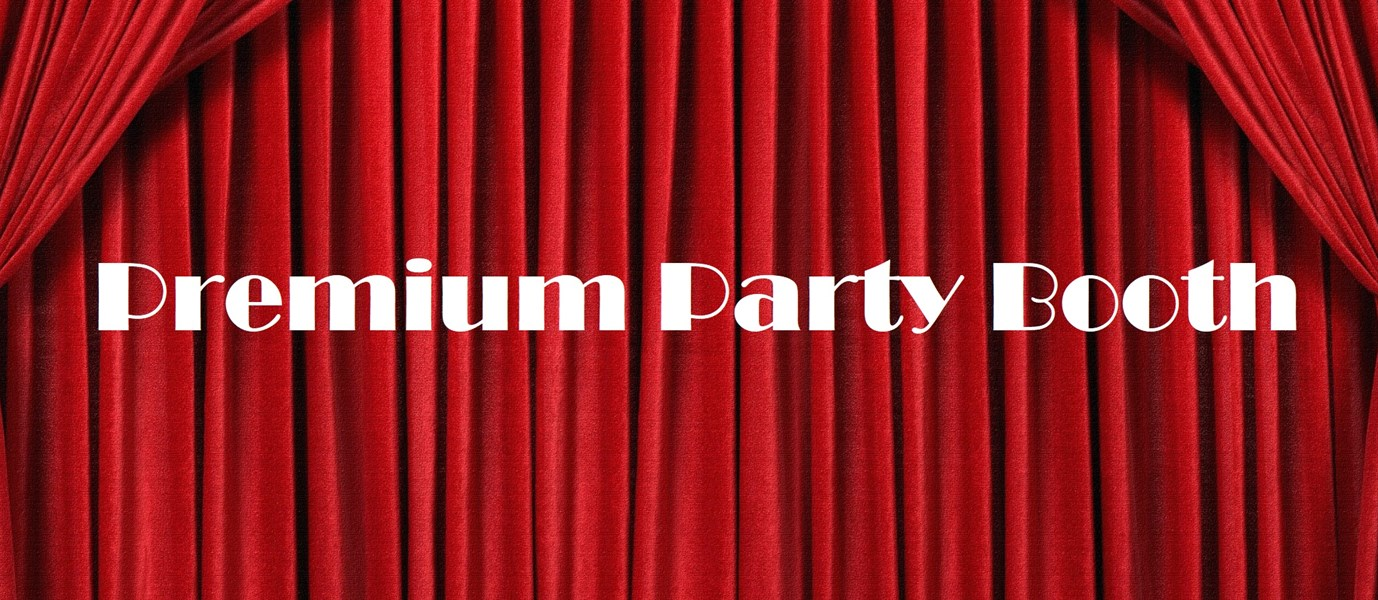 Premium Party Booth - Photo Booth - West Palm Bch, FL