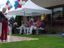 Uptown Lowdown Jazz | Bellevue, WA | Jazz Band | Photo #6
