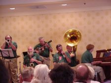 Uptown Lowdown Jazz | Bellevue, WA | Jazz Band | Photo #8
