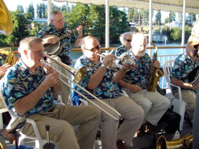 Uptown Lowdown Jazz | Bellevue, WA | Jazz Band | Photo #15